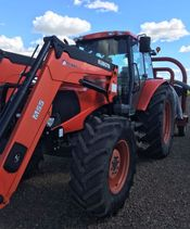 Image for article Used 2009 Kubota M135 Tractor