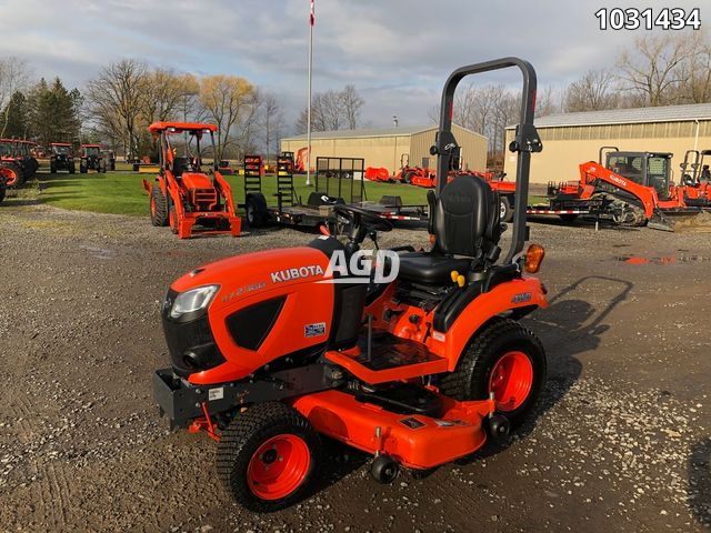 Image for Used 2019 Kubota BX2380 Tractor