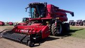 Image for article Used 2017 Case IH 9240 Combine