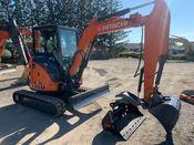 Image for article Used 2013 Hitachi ZX-35u Excavator