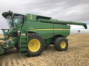 Image for article Used 2018 John Deere S790 Combine