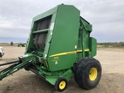 Image for article Used 2016 John Deere 569 Round Baler