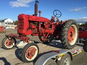 Image for article Used 1952 International Harvester Super C Tractor