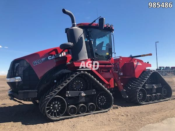 Gallery image 1 for Used 2018 Case IH 620Q Tractor