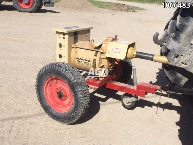 Gallery image 1 for Used Generac 09739-4 Generator