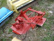 Image for article Used Mower - Finishing