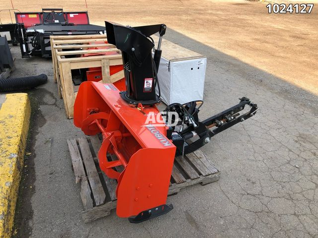 Image for Used 2016 Kubota B2781B Snow Blower