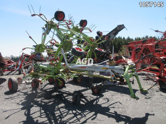 Gallery image 1 for Used CLAAS VOLTO 1320T Tedder Rake