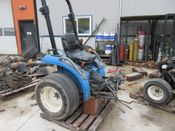 Image for article Used 1998 New Holland TC21D Tractor