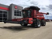 Image for article Used 2017 Case IH 8240 Combine