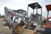 Image for article Used 2011 Terex TC16 Excavator