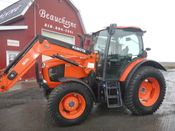 Image for article Used 2017 Kubota M6 111 Tractor