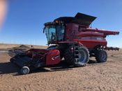 Image for article Used 2016 Case IH 8240 Combine