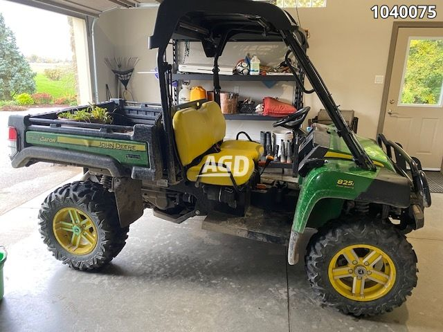 Image for Used 2017 John Deere Gator 825i Utility Vehicle