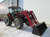 Image for article Used 2017 Case IH FARMALL 105C Tractor