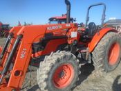 Image for article Used 2018 Kubota M7060D Tractor