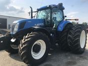 Image pour l'article Usagé 2014 New Holland T7.270 Tracteur