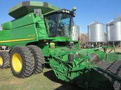 Image for article Used 2011 John Deere 9770 STS Combine