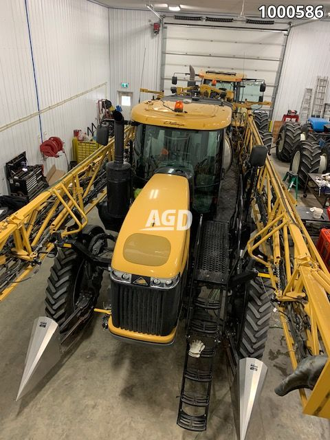 Gallery image 1 for Used 2017 RoGator RG1300B Sprayer - Self Propelled