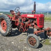 Image for article Used 1950 Farmall super C Tractor