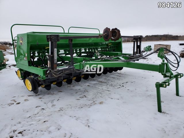 Gallery image 1 for Used 1995 John Deere 750 Drill