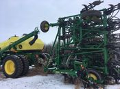 Image for article Used 2013 John Deere 1870 Air Drill