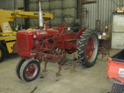 Image for article Used International Harvester Super C Tractor
