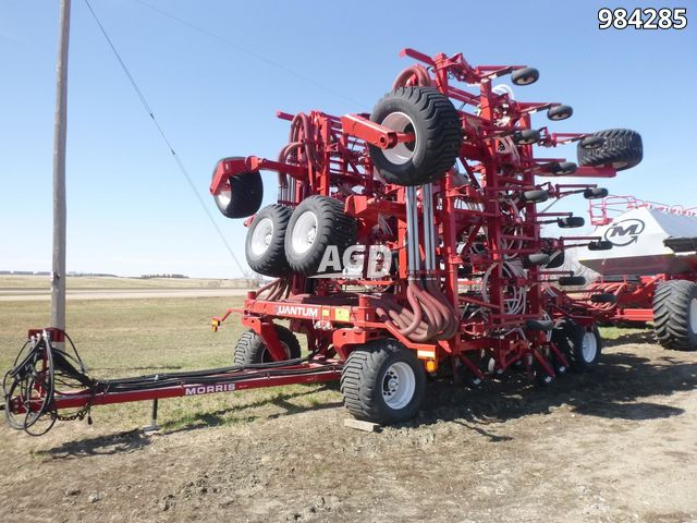 Gallery image 1 for Used 2019 Morris QUANTUM-60-12 Air Drill