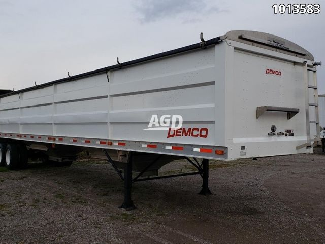 Gallery image 1 for Used 2020 Demco Tandem Trailer - Grain