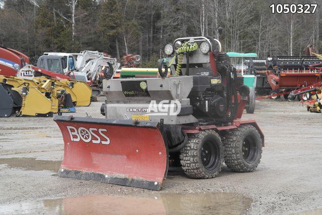 Gallery image 1 for Used Boss Snowrator Snow Plow