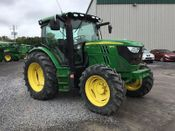 Image for article Used 2013 John Deere 6115R Tractor