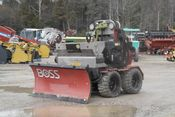 Image for article Used Boss Snowrator Snow Plow