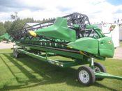 Image for article Used 2014 John Deere 635 Hydro Flex Header - Flex