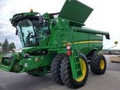 Image for article Used 2012 John Deere S660 Combine