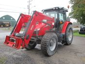 Image for article Used 2014 Massey Ferguson 5611 Tractor