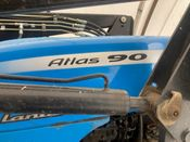 Image for article Used 2001 Landini Atlas 90 Tractor