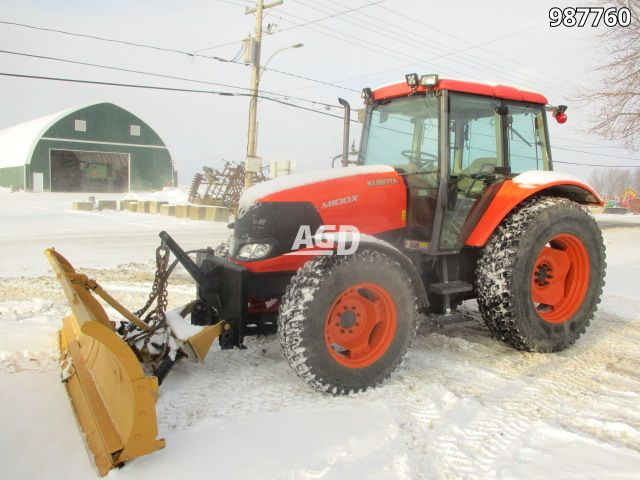 Gallery image 1 for Used 2011 Kubota m100x Tractor