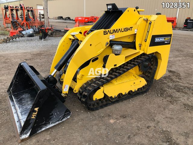 Image for Used 2020 Baumalight TRL620D Track Loader
