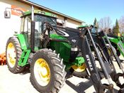 Image for article Used John Deere 7400 Tractor
