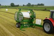 Image for article New 2018 McHale Orbital Bale Wrapper