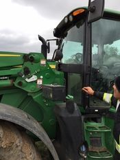 Image for article Used 2016 John Deere 6155M Tractor