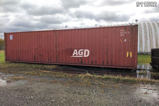 Image for Used 40 FT Container Building / Structure