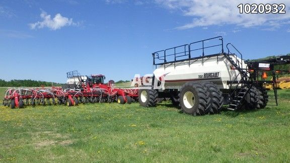 Gallery image 1 for Used 2019 Bourgault 7950 Air Drill