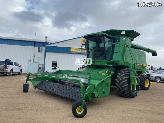 Gallery image 1 for Used 1996 John Deere 9600 Combine