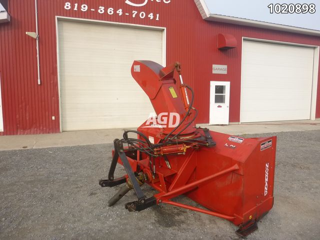 Gallery image 1 for Used Normand 92po Snow Blower