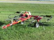 Image for article New Massey Ferguson 1620 Rake