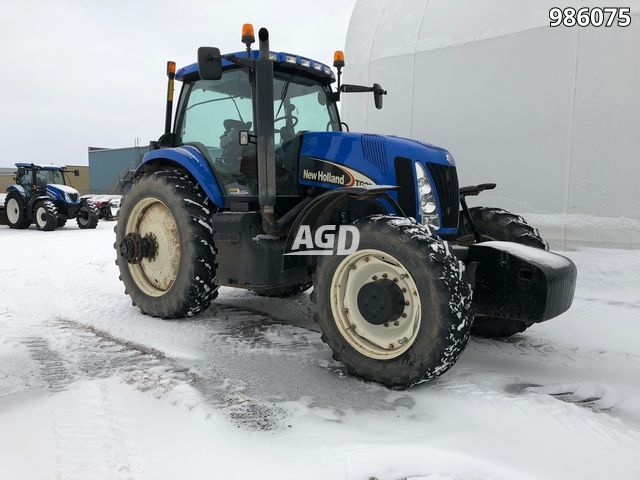 Gallery image 1 for Used 2003 New Holland TG255 Tractor