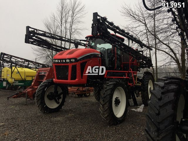 Image for Used 2015 Apache AS1020 Sprayer - Self Propelled