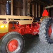Image for article Used 1965 Case 440 Tractor