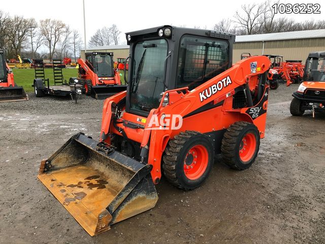 Image for Used 2019 Kubota SSV65P Skid Steer
